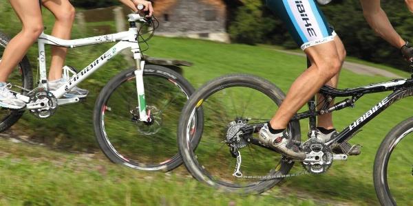 Radfahren in Ofterschwang