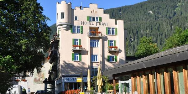 Hotel Fravi Sommer
