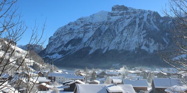 Winter in Mellau