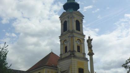 Start: Kirchenplatz in Großweikersdorf