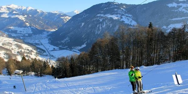 Skilift Flensa in Seewis