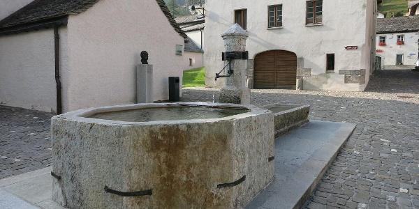 Ecomuseum Simplon Dorf