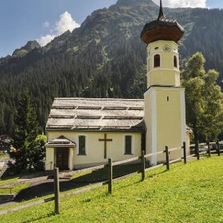 Kirche Gargellen