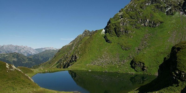 Blick auf den Schwarzsee