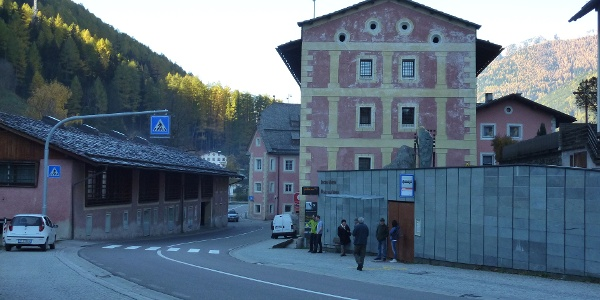 Steinhaus - Cadipietra