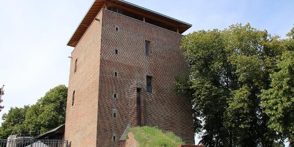 Der Turm der Burg