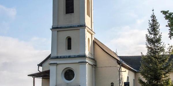 Szentháromság templom - Kács