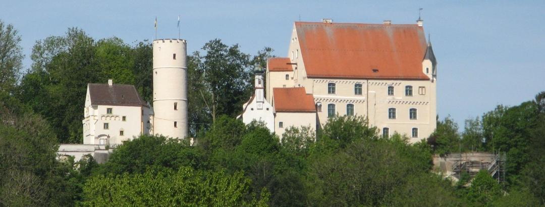 Die Mindelburg: Kultur im Unterallgäu