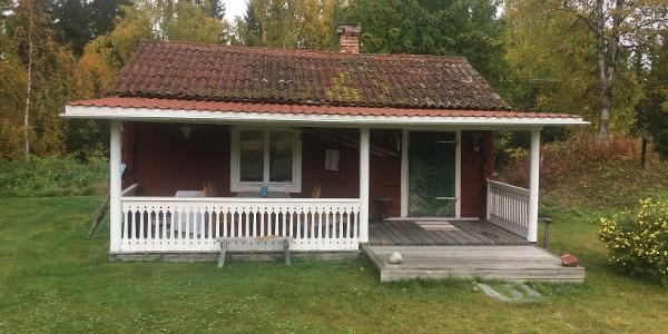 Tallnäs Pilgrim shelter