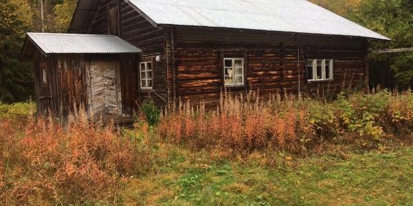The cottage in Flomyr