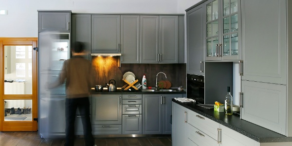 Igényes, jól felszerelt konyha várja a vendégeket (Rotter Lajos Turistaház)