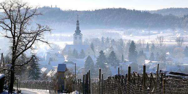 Winter in St. Ruprecht an der Raab - Breiteggerweg (c) Iris Bloder