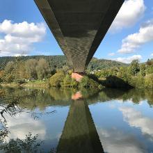 Foto von Wanderung: Durch die Margarethenschlucht • Odenwald (02.10.2017 00:08:01 #1)