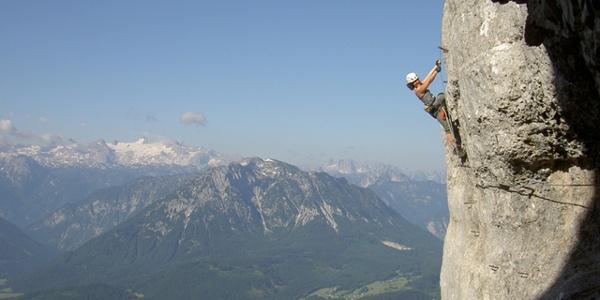 """Loser-Panorama-Klettersteig """"Sisi"""""""