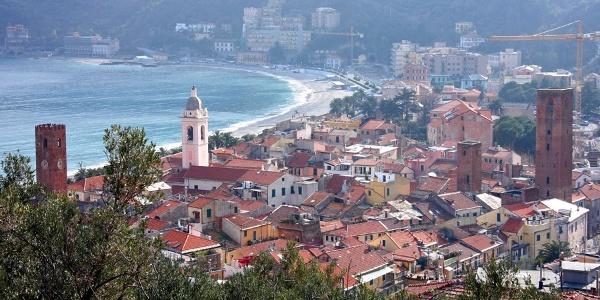 Noli, a precious spot on the Italian coastline