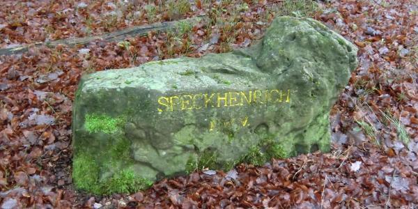 Der Ritterstein Speckhenrich