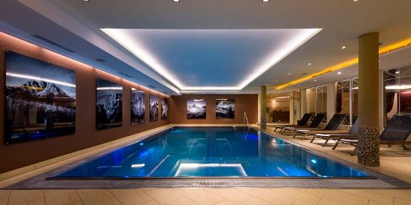 Pool im Stubaierhof