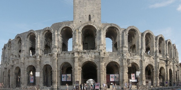 Amphitheater of Arles