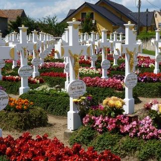 Denkmalgeschützter Friedhof Ralbitz