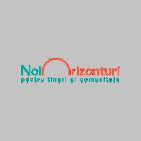Logo New Horizons Foundation Lupeni Headquarter