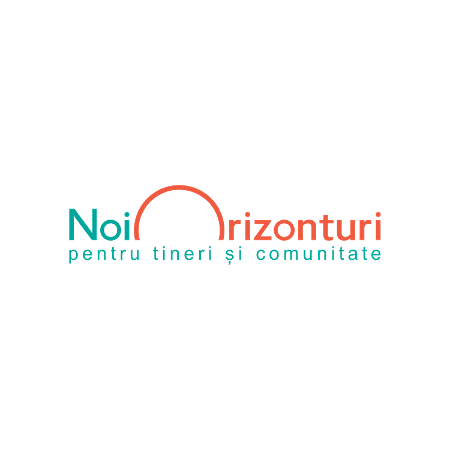 Logo New Horizons Foundation Lupeni Headquarter