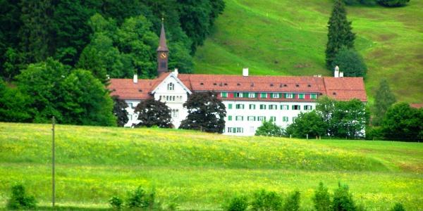 Benediktinerkloster in der Au