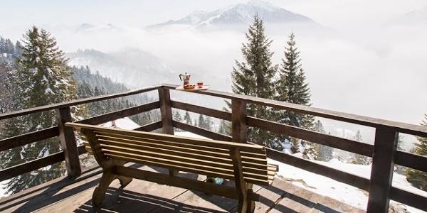 Siglhütte - Wendelsteingebiet