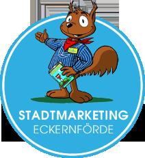 Logo Eckernförde Touristik & Marketing GmbH