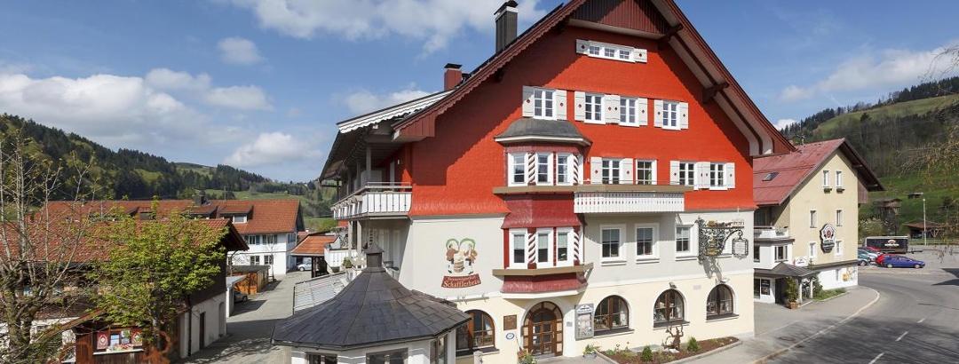 Der Brauereigasthof Schäffler
