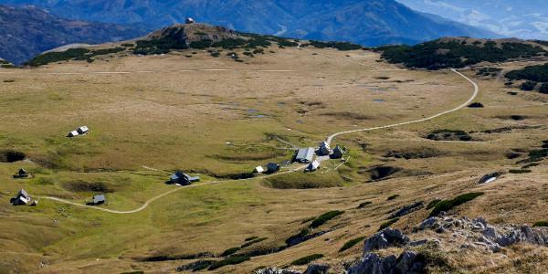 Michlbauerhütte und Schneealpenhaus