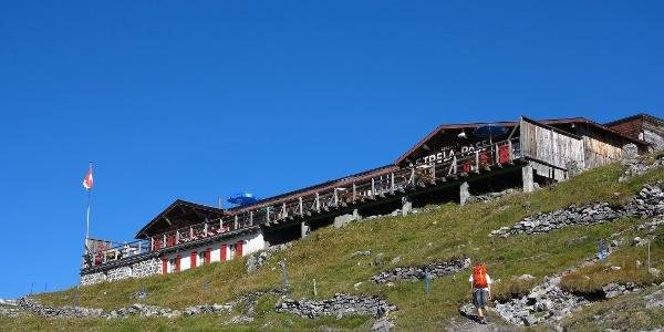 Bergrestaurant Strelapass.