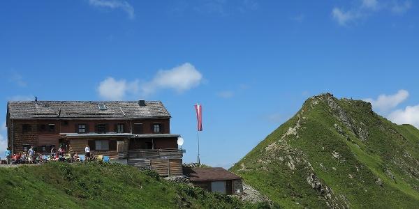 Wormser Hütte.