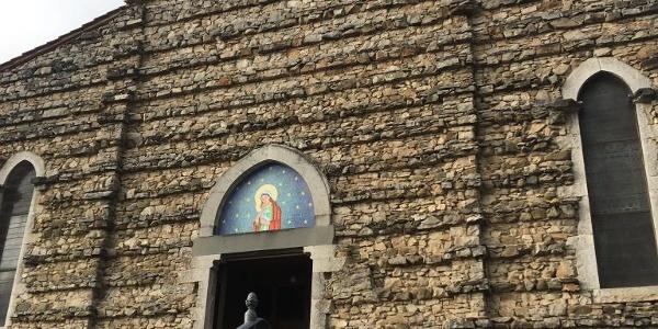 Church San Sigismondo on Via Antonio Casabianca, Gaiole in Chianti