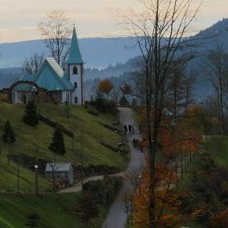 St. Anna Kapelle beim Hotel Dollenberg