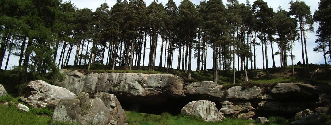 St Cuthbert's Cave