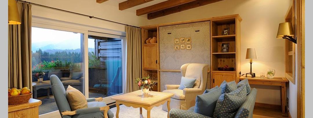 Suite Sonnenalp Resort