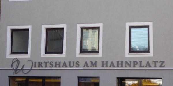 Restaurant Wirtshaus am Hahnplatz, Prüm