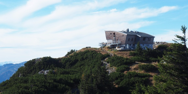 Naturfreundehaus 1.575m