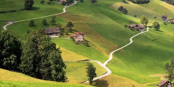 Wiesenberg, Dallenwil