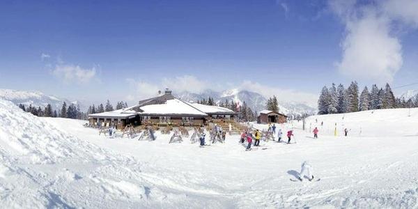 Skihütte Schwarzenegg
