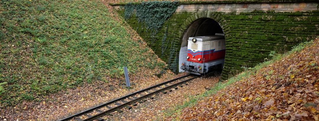 Pri tuneli na vrchu Hárs-hegy