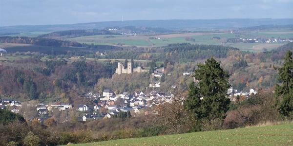 PanoramaSchönecken(Bildquelle Fotoarchiv TI Prüm)