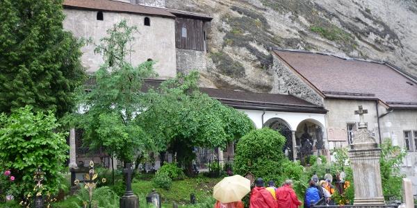 Friedhof St. Peter