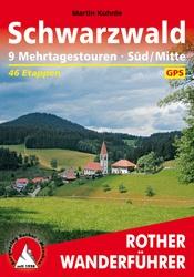 Schwarzwald Süd&Mitte - Mehrtagestouren