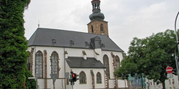 Saarbrücken - Schlosskirche
