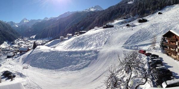 Winter Berghof Gundalatsch