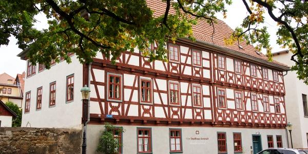 das Hotel Stadthaus Arnstadt