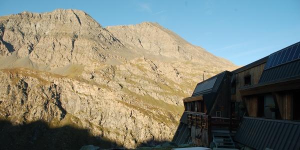 Refuge (Berghütte) du Viso