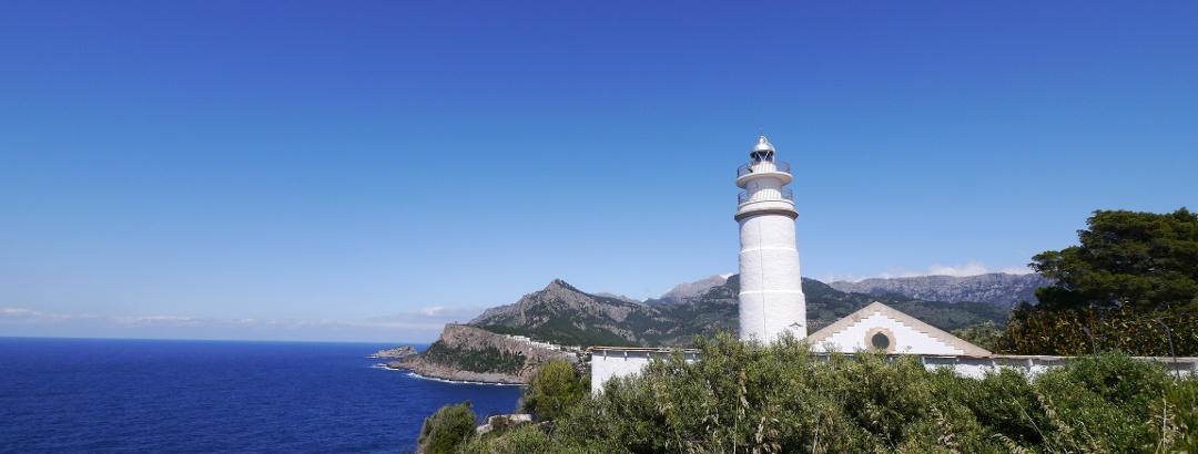 Leuchtturm am Cap Gros