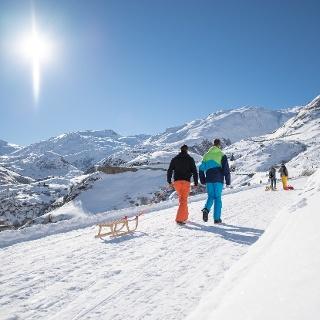 Winterwanderung Realp-Tiefenbach